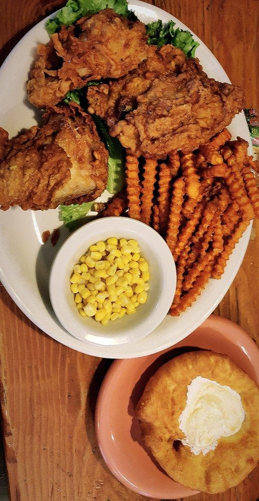 Chuck Wagon Restaurant: 211 East Main st, Lava Hot Springs, ID