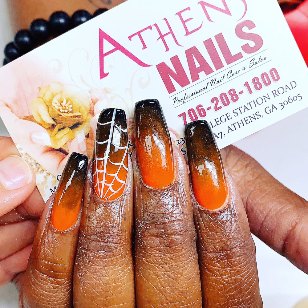 Athens Nails: 2301 College Station Rd, Athens, GA