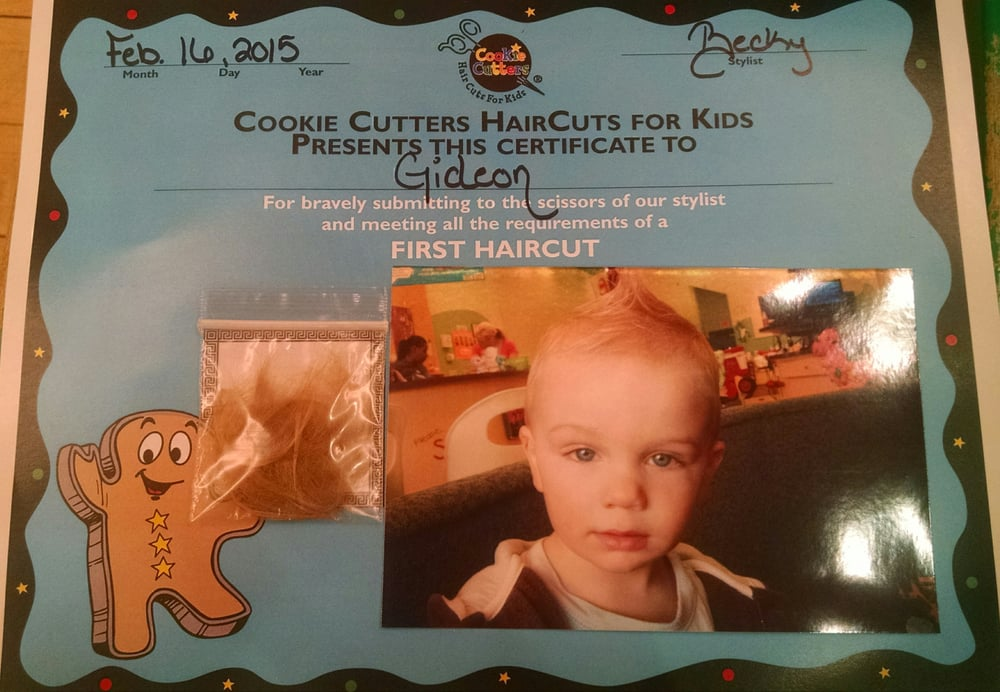 Cookie Cutters Haircuts For Kids 101 Photos Kids Hair Salons