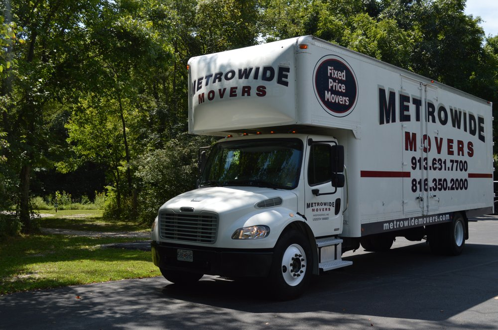 MetroWide Movers: 917 NW Jefferson St, Blue Springs, MO