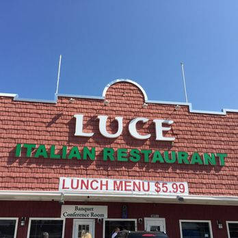 Luce Cucina Italiano - 36 Photos & 22 Reviews - Italian - 1812 ...