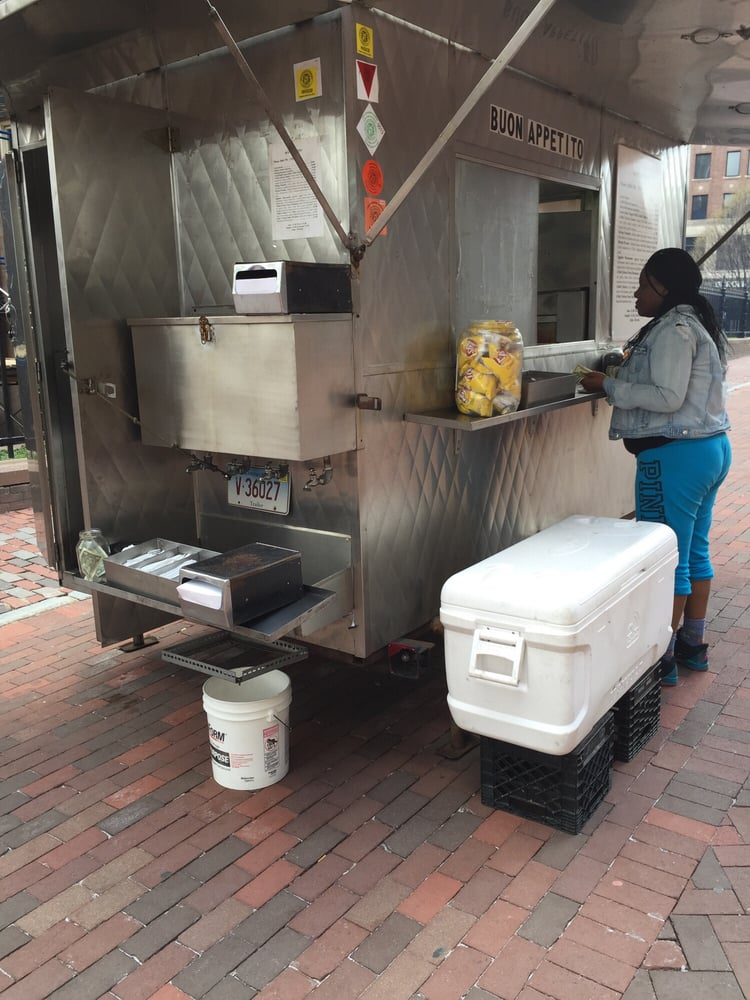 Buon Appetito Food Truck: 500 Statehouse Square, Hartford, CT
