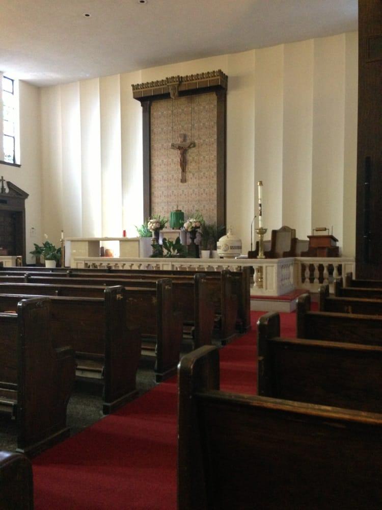 St. Thomas Apostle Catholic Church: 2665 Woodley Rd NW, Washington, DC, DC
