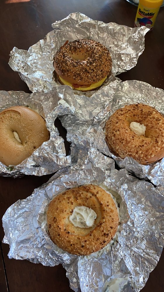 Food from Tandem Bagel Company