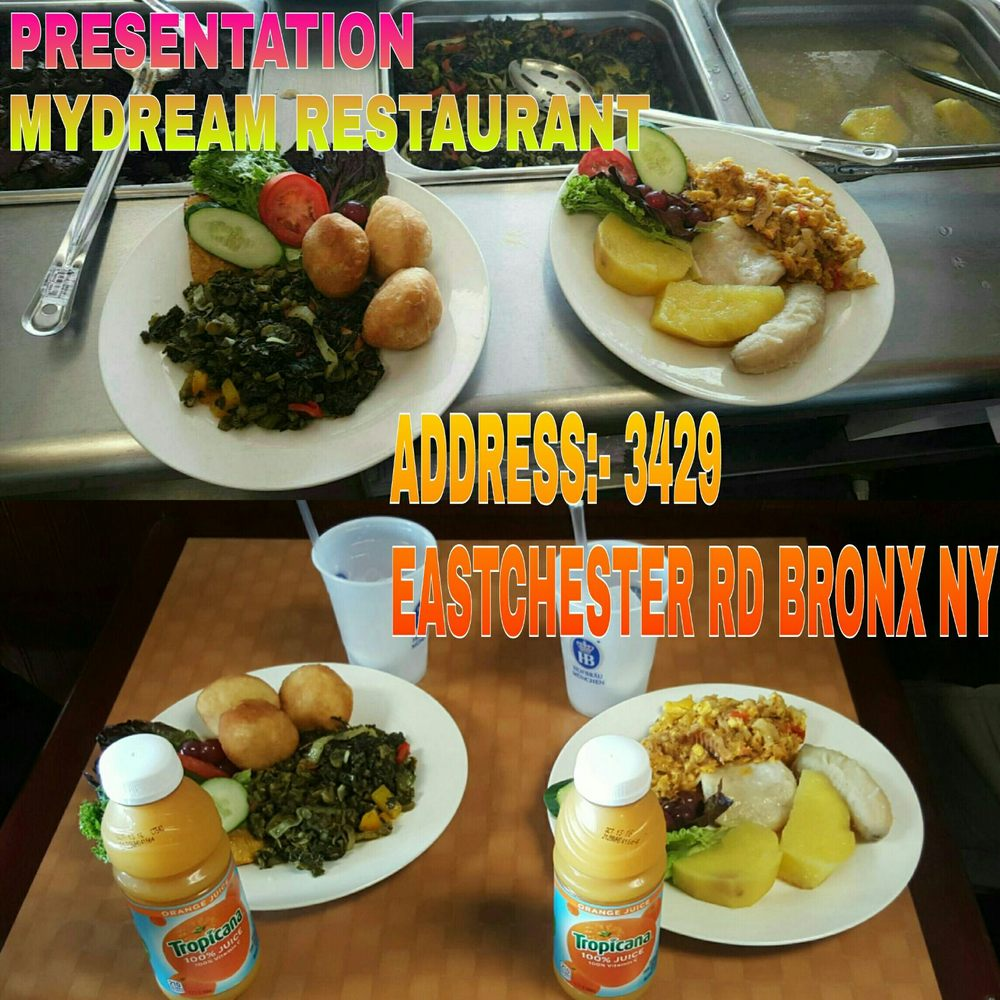 My Dream Restaurant And Lounge: 3429 Eastchester Rd, Bronx, NY