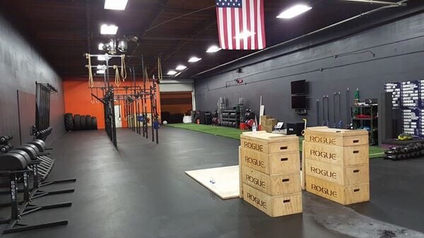 high end crossfit
