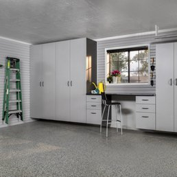 Merveilleux Photo Of Tailored Living   Toronto, ON, Canada. Garage Cabinets, Workbench  And