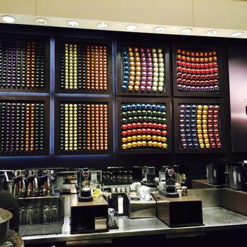 Nespresso Cafe Madison Ave Nyc