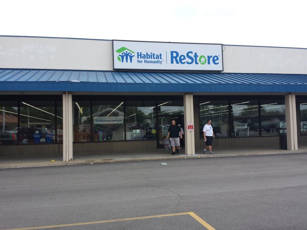Habitat For Humanity Restore Community Service Non Profit 986 W Riverside Blvd Rockford