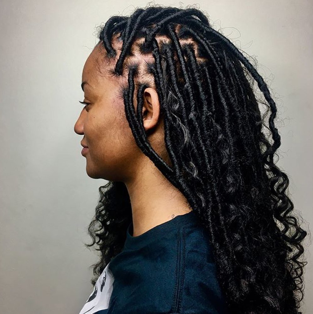 small faux locs yelp