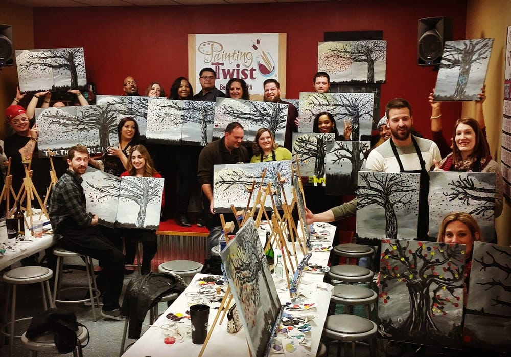 Painting with a Twist: 3650 Nazareth Pike, Bethlehem, PA