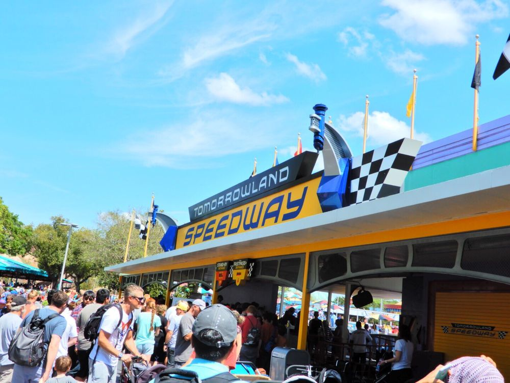 Tomorrowland Speedway: 4720 Caribbean Way, Lake Buena Vista, FL