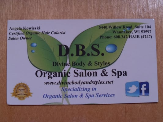 Organic Beauty Salon & Spa 1 Dempsey Rd Ste 2 Madison, WI Hair Salons -  MapQuest
