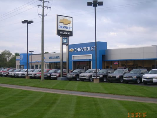 Williams Chevrolet Honda 2600 US 31 S Traverse City, MI Auto Dealers    MapQuest