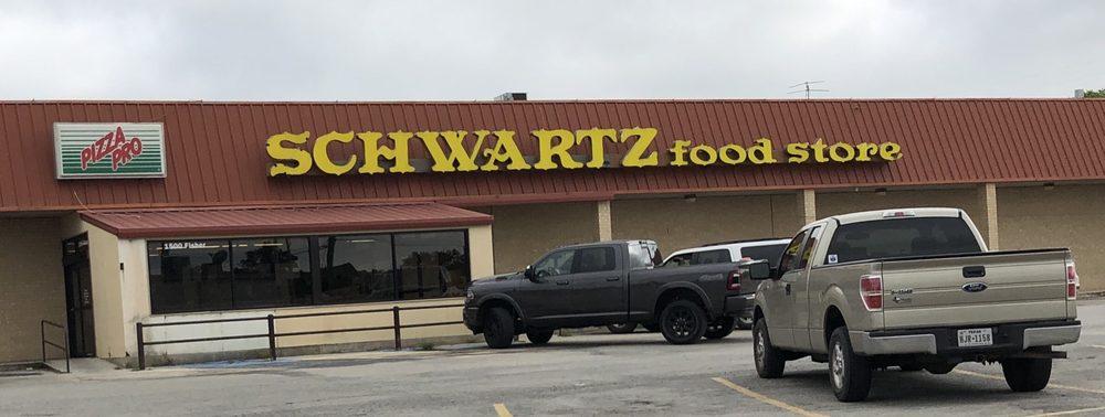 Schwartz Food Store: 1500 Fisher St, Goldthwaite, TX