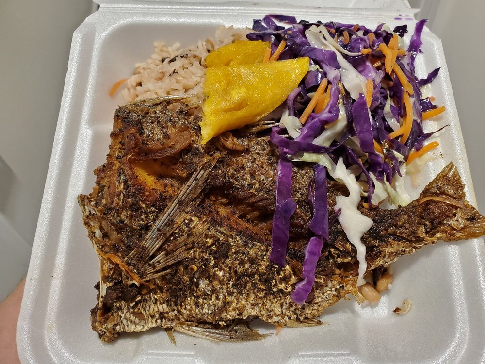 Yahman's Authentic Jamaican Jerk Shack
