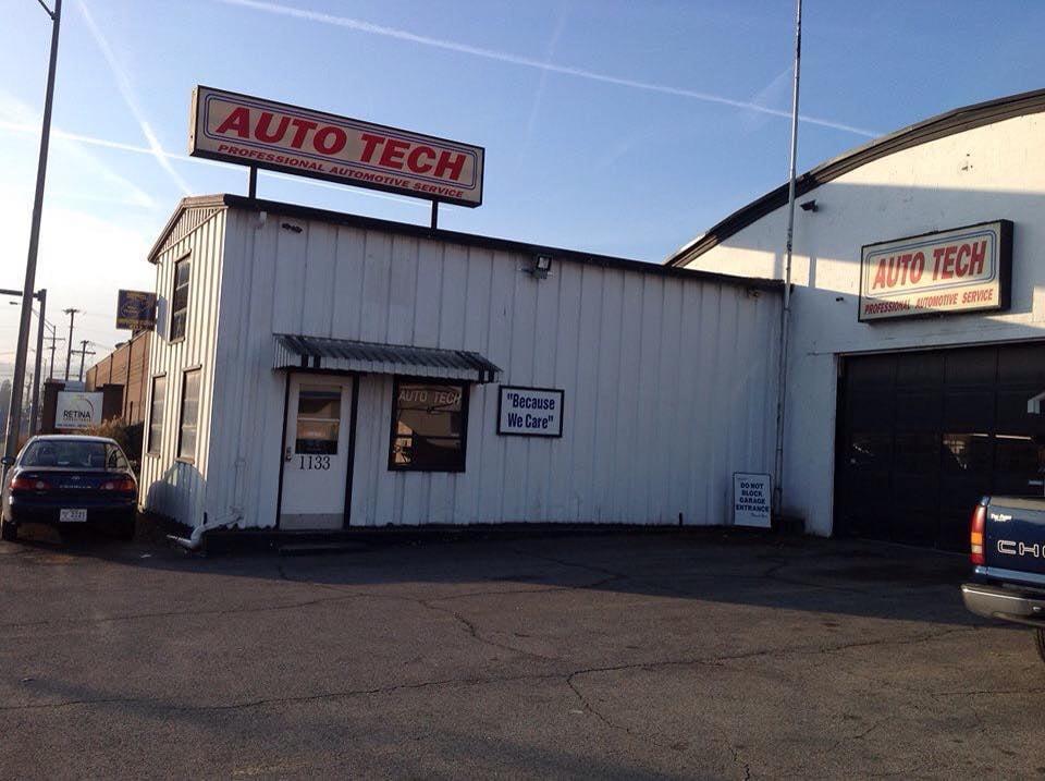 Auto Tech: 1133 Hal Greer Blvd, Huntington, WV