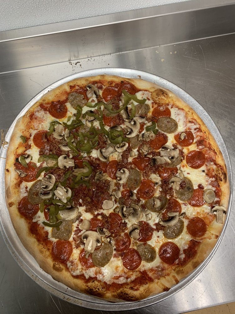Piezano's Pizza: 15 Laurel Canyon Village Cir, Canton, GA
