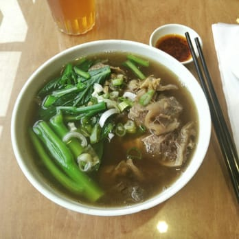 Photo Of Ah Wai Kitchen   Richmond, BC, Canada. Beef Brisket With Rice