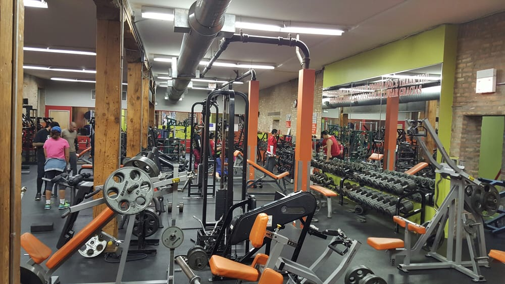 Pilsen's Fitness Center