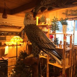 Wonderful Photo Of Rustique Furniture   Running Springs, CA, United States. This  Eagle Is