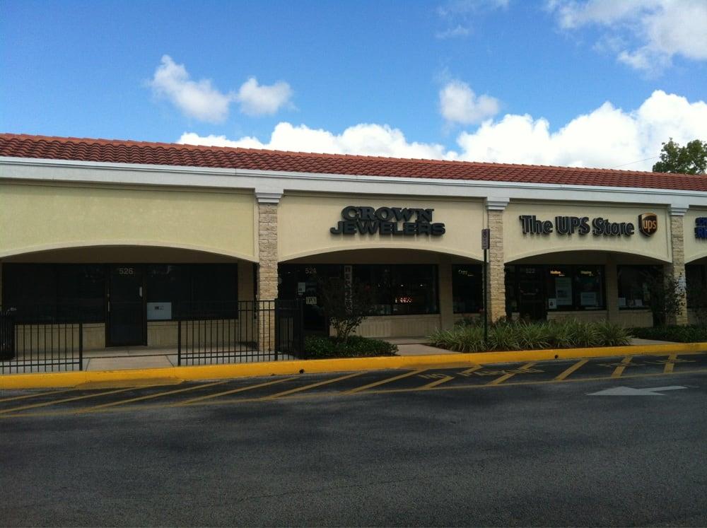 Crown Jewelers: 524 S Hunt Club Blvd, Apopka, FL