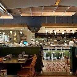 Photo Of Suraya Philadelphia Pa United States Open Kitchen