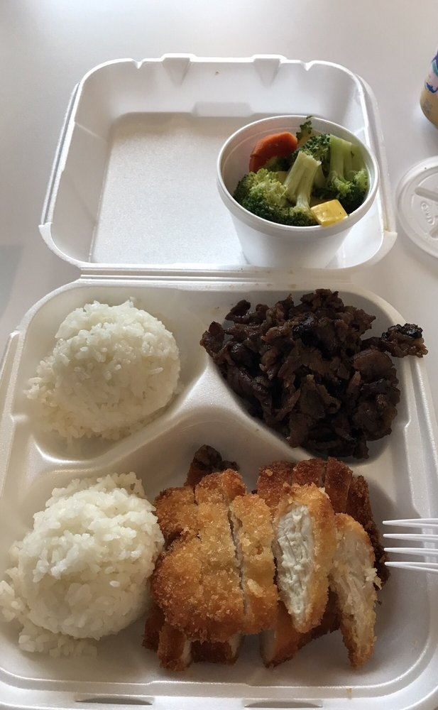 Food from Every Day Kine Grindz From Hawaii
