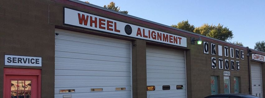 Ok Wheel Alignment: 311 SW State Route 7, Blue Springs, MO