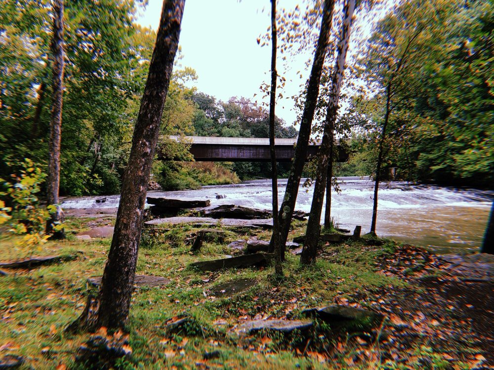 Rock Falls Park: 111 Stoughton Bch, Slippery Rock, PA