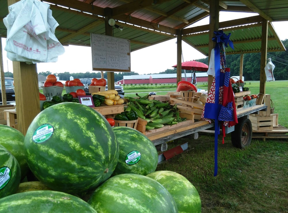 Hay Wagon Country Produce
