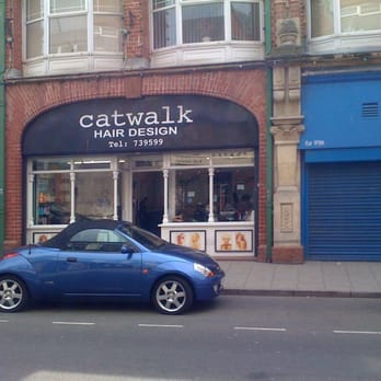 Catwalk hair design hairdressers 110 broad st barry - The catwalk hair salon ...
