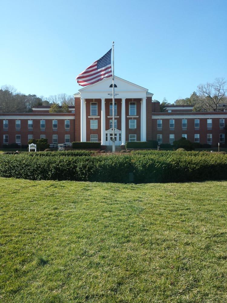 Southern Adventist University: 4881 Taylor Cir, Collegedale, TN