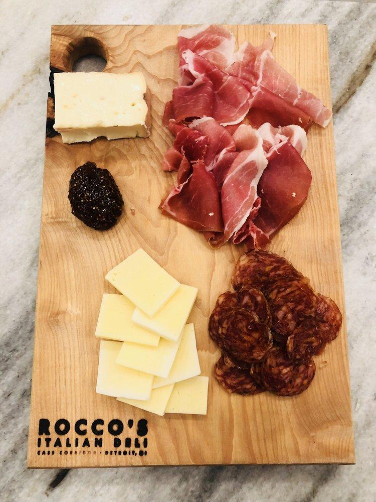 Rocco brazil tasty