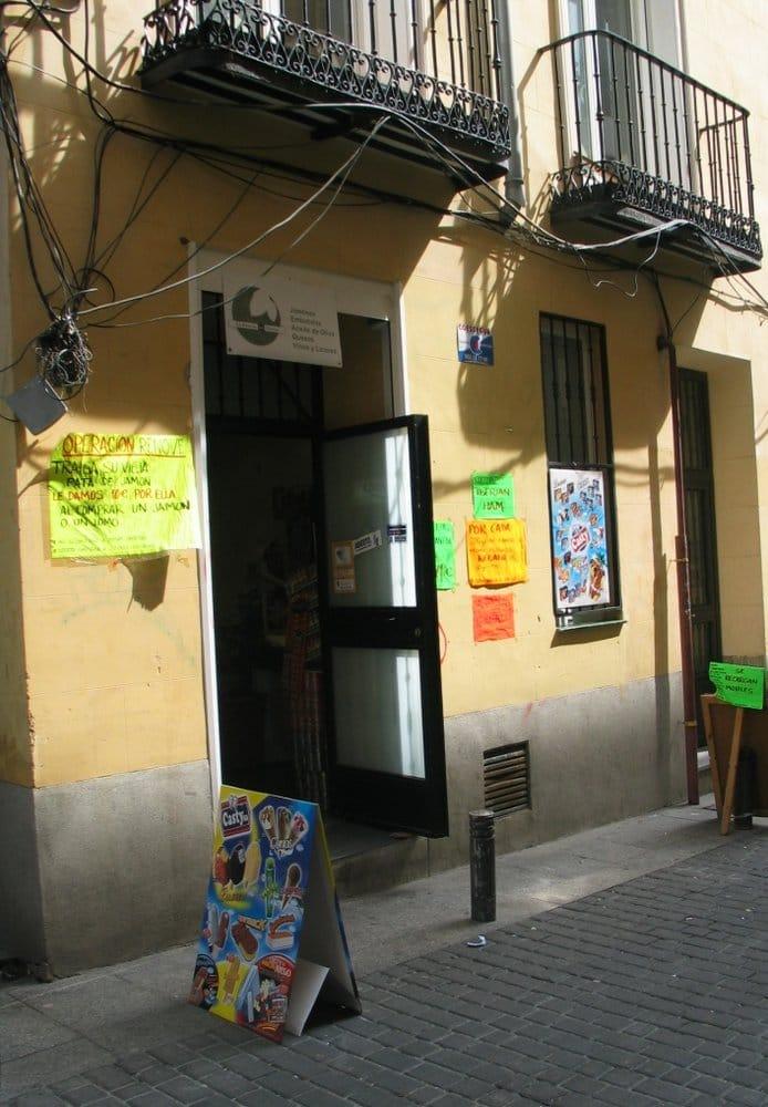 El rinc n del ib rico spaans calle de los jardines 7 for Calle jardines madrid