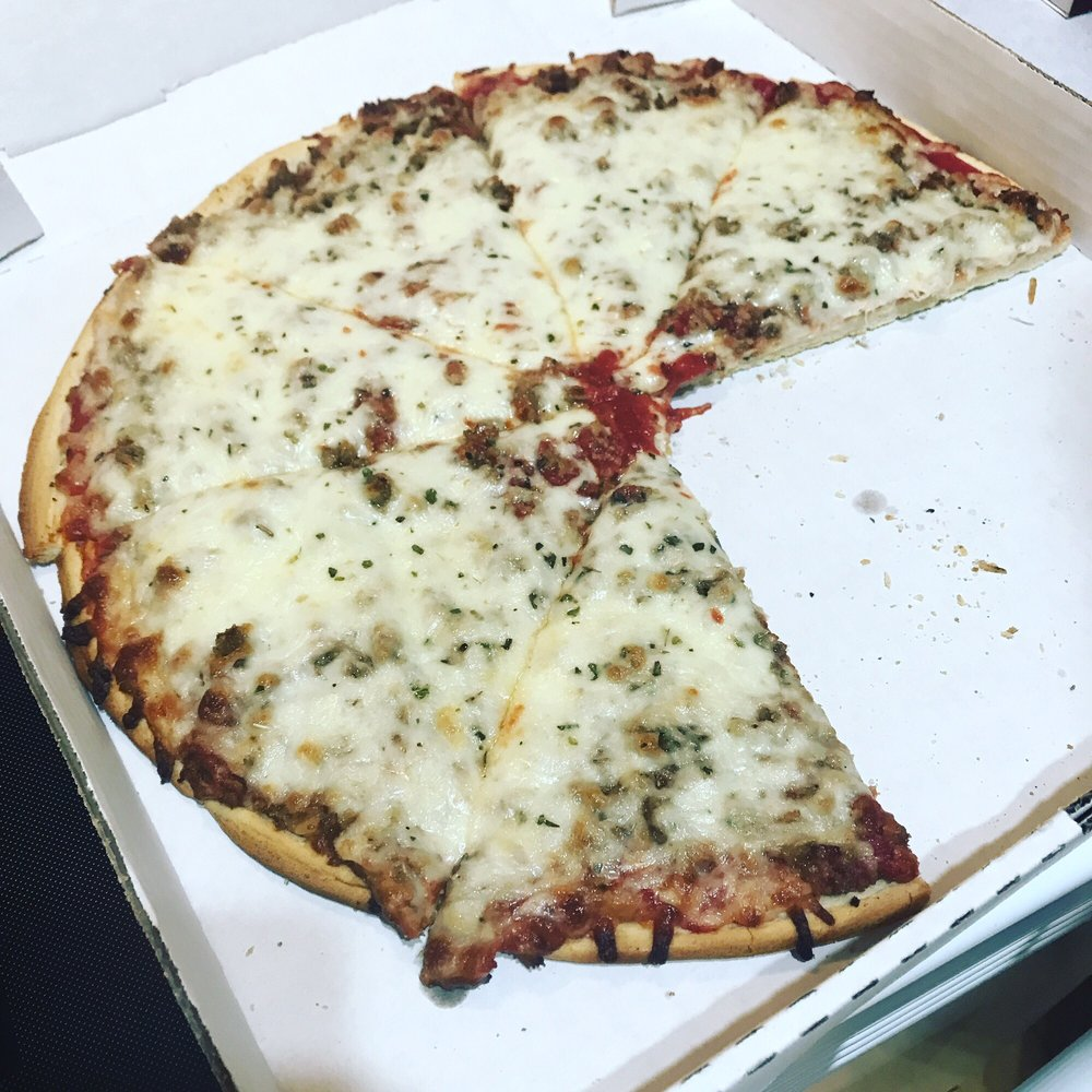 Pizza Shack: 208 W Campbell St, Edinburgh, IN
