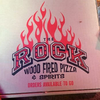 The Rock Wood Fired Kitchen Menu Prices