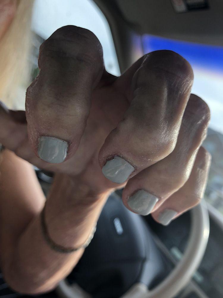 Hannah's Nails & Spa: 2017 Pass Rd, Biloxi, MS