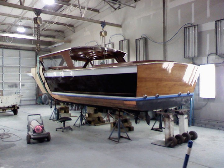 High and Dry Boatworks - 2728 Sprull Ave, Charleston, SC