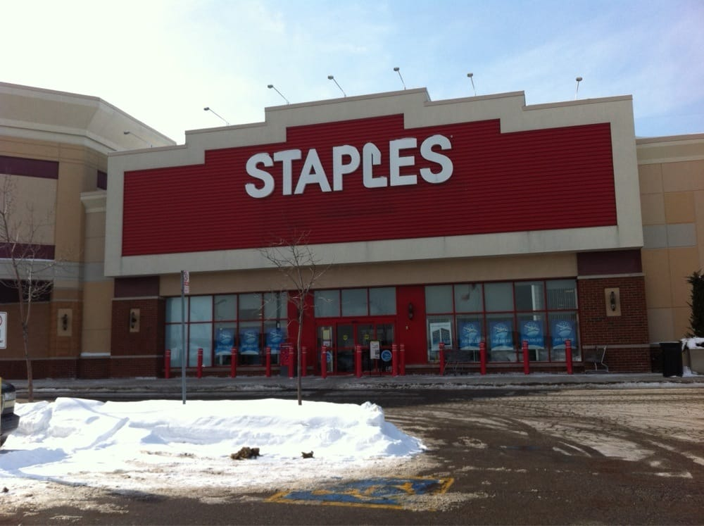Staples office equipment 3135 argentia road lisgar mississauga staples office equipment 3135 argentia road lisgar mississauga on phone number yelp reheart Images