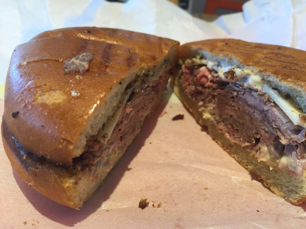 Roast beef 1000 specialty sandwich - Yelp