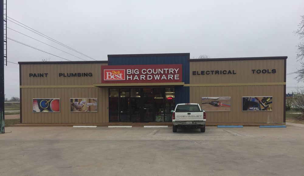 Big Country Hardware: 623 Oak St, Clyde, TX
