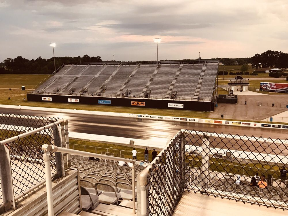 Galot Motorsports Park: 555 Dragstrip Rd, Benson, NC