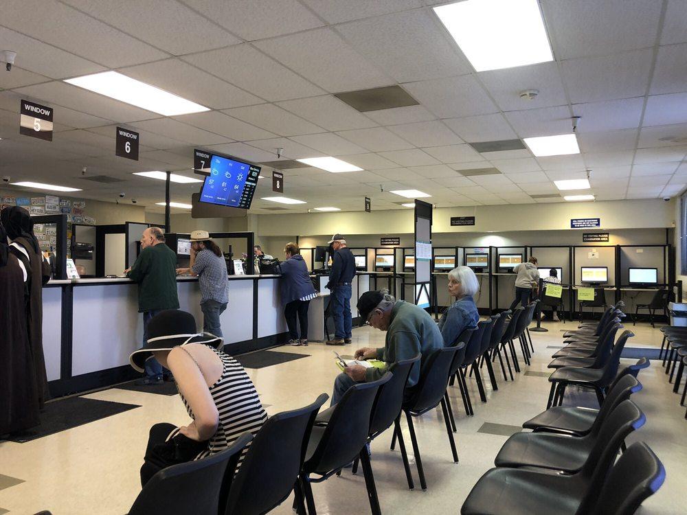DMV - Auburn: 11722 Enterprise Dr, Auburn, CA