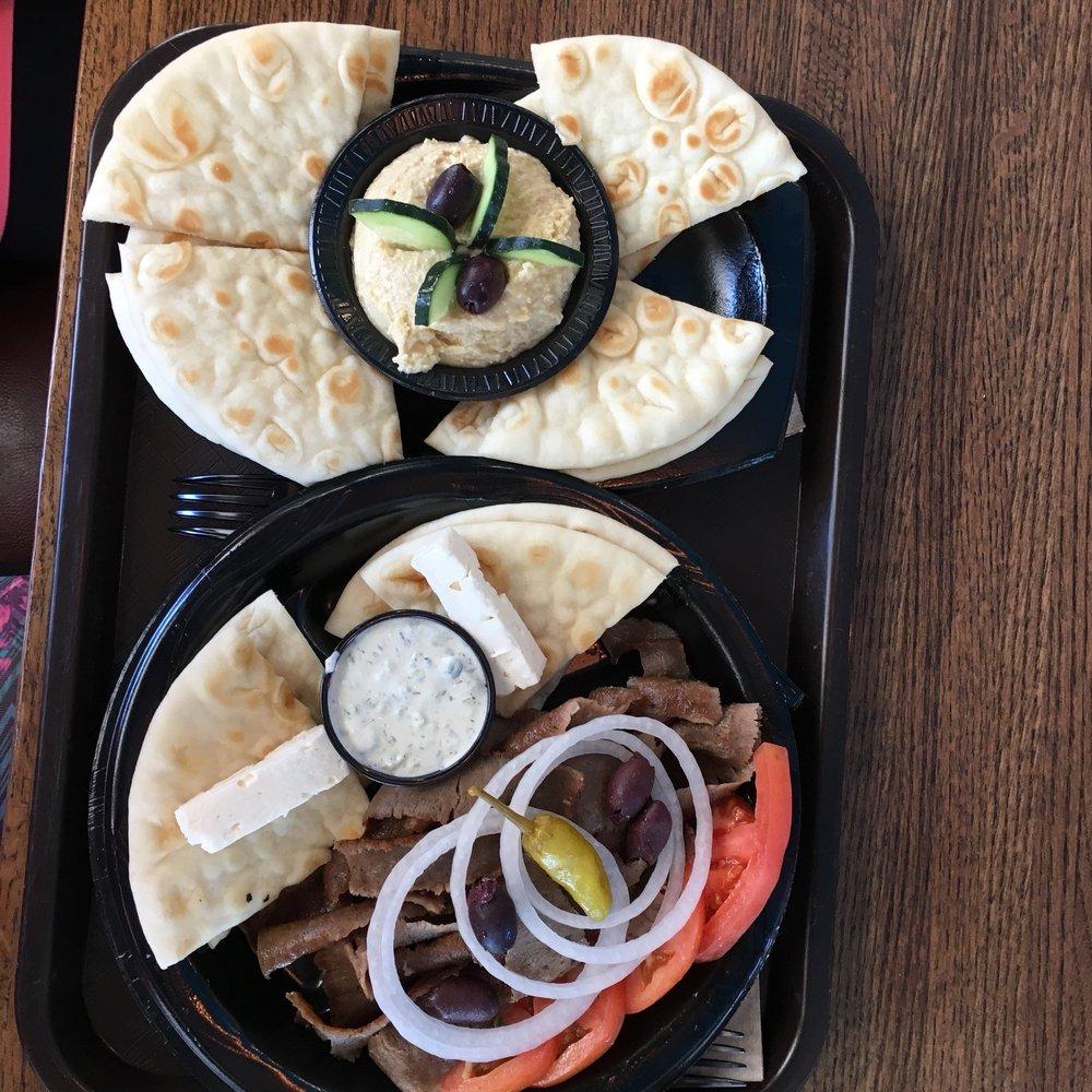Mr. Gyros Greek Food & Pastry: 11707 Roe Ave, Leawood, KS