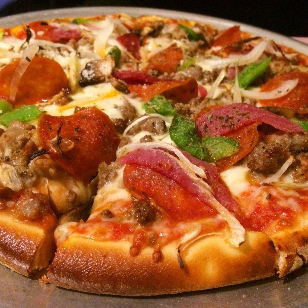Mama ' K ' Supreme Pizza