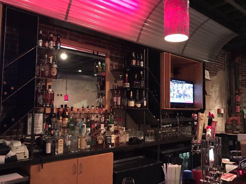 Bar with a nice selection of liquor and wine - Yelp