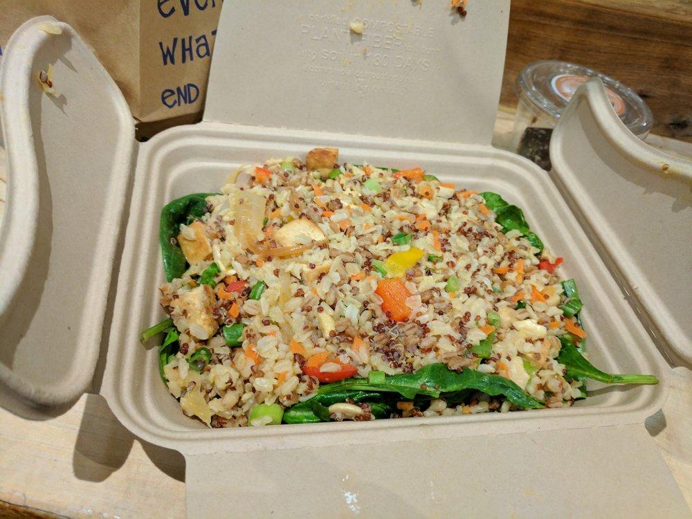 Naked Lunch: 8298 Glass Aly, Fairfax, VA