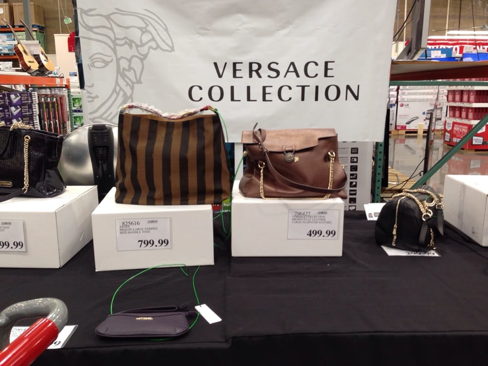 Selling Versace I Had No Idea Costco Negotiated Selling