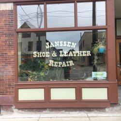 Janssen Shoe And Leather Repair Shoe Repair 1216 Williamson St
